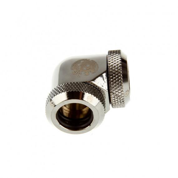 BitsPower 90 degré pour 2x 12mm AD - noir sparkle