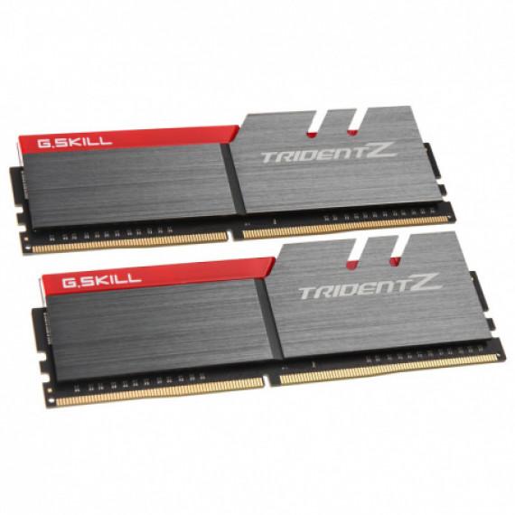 GSKILL Trident Z 32 Go (2x 16 Go) DDR4 3200 MHz CL16 (F4-3200C16D-32GTZ)