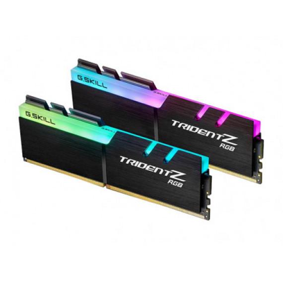GSKILL Trident Z RGB 16 Go (2x 8 Go) DDR4 4000 MHz CL18