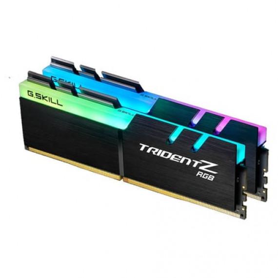 GSKILL Trident Z RGB 32 Go (4x 8 Go) DDR4 3200 MHz CL14