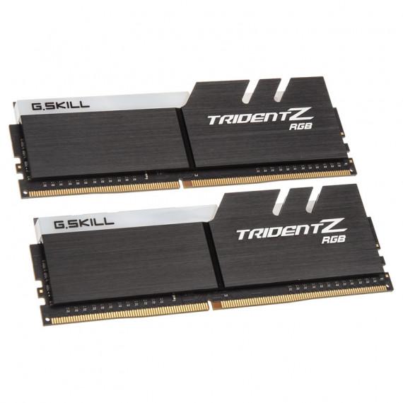 GSKILL Trident Z RGB 16 Go (2x 8 Go) DDR4 3200 MHz CL16
