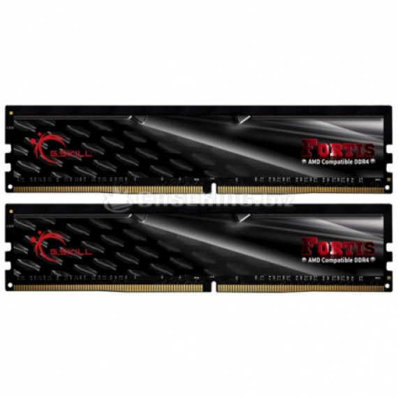 GSKILL Fortis Series 16 Go (2x 8 Go) DDR4 2400 MHz CL16