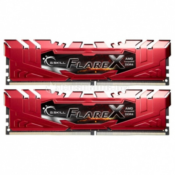 GSKILL Flare X Series Rouge 16 Go (2x 8 Go) DDR4 2400 MHz CL15