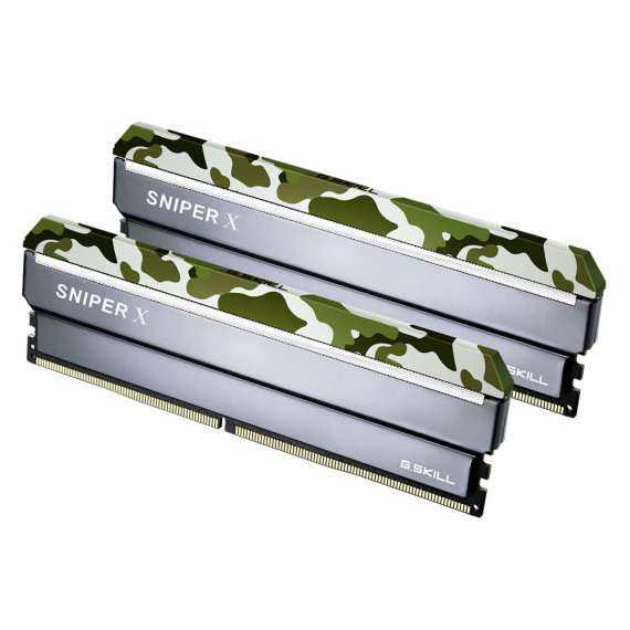 GSKILL Sniper X Series 16 Go (2x 8 Go) DDR4 2400 MHz CL17