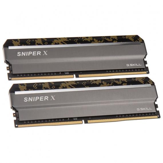 GSKILL Sniper Série X  numérique Camo  DDR4-3200 CL16 - 16 Go Vous