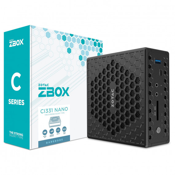 ZOTAC ZBOX CI331 nano (Barebone)