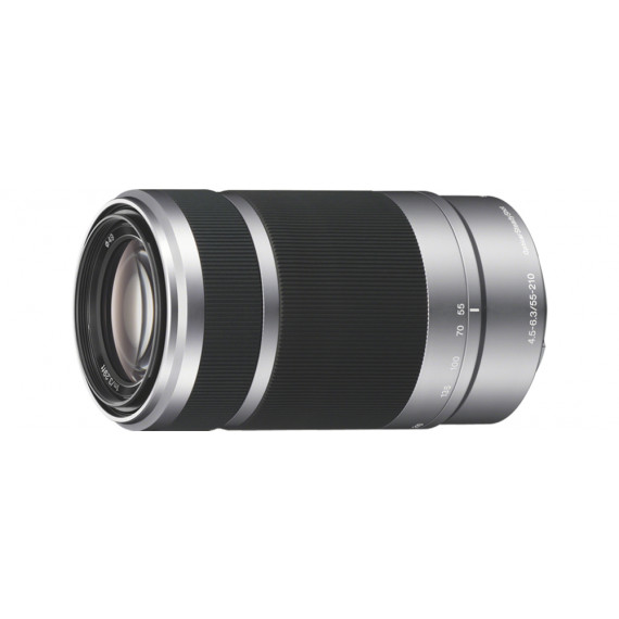 SONY SEL55210 Argent
