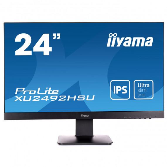 "IIYAMA 24"" LED ProLite XU2492HSU-B1"