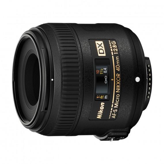 Nikon AF-S DX Micro NIKKOR 40mm f/2.8G
