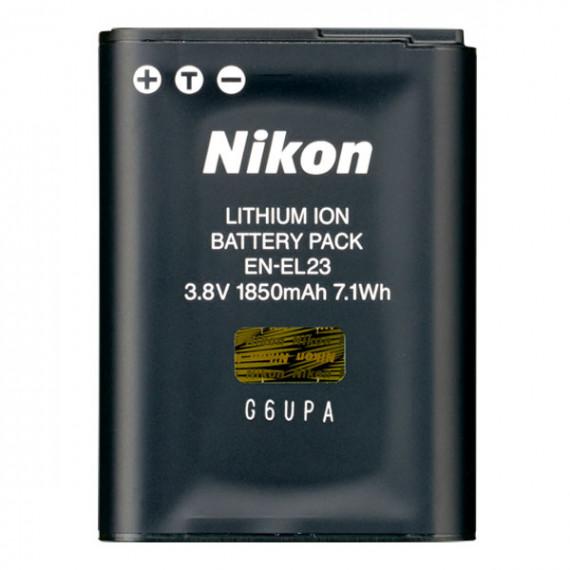 Nikon Nikon EN-EL23 - Batterie Lithium-ion (pour Nikon Coolpix P600)