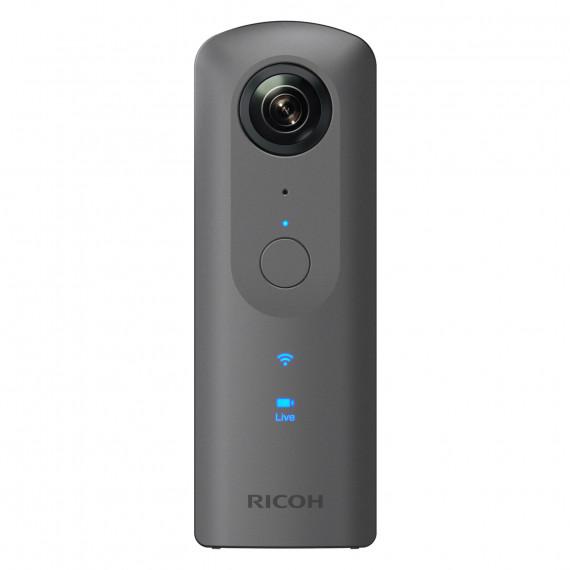 Ricoh Ricoh Theta V - Caméra 360° 4K avec Wi-Fi et Bluetooth