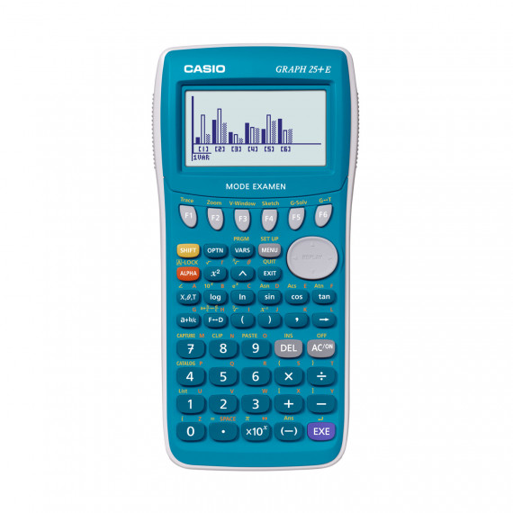 Casio Calculatrice graphique