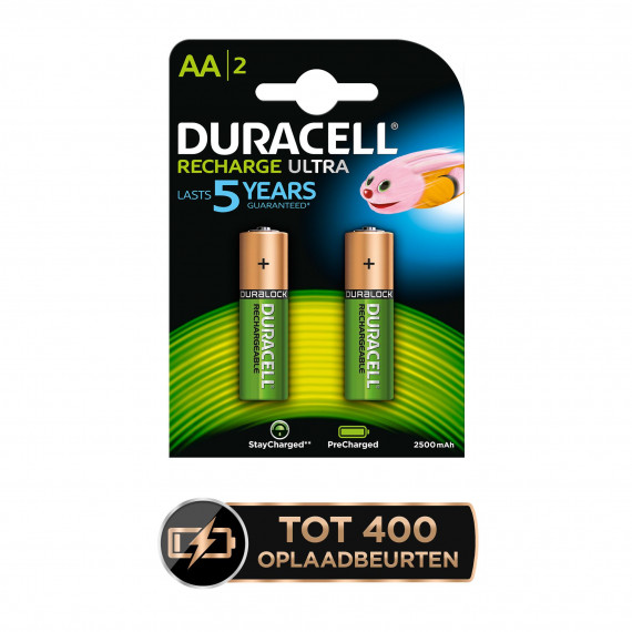 Duracell StayCharged