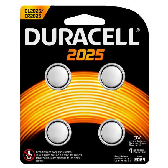 Duracell Duracell 2025 Lithium 3V (par 4)