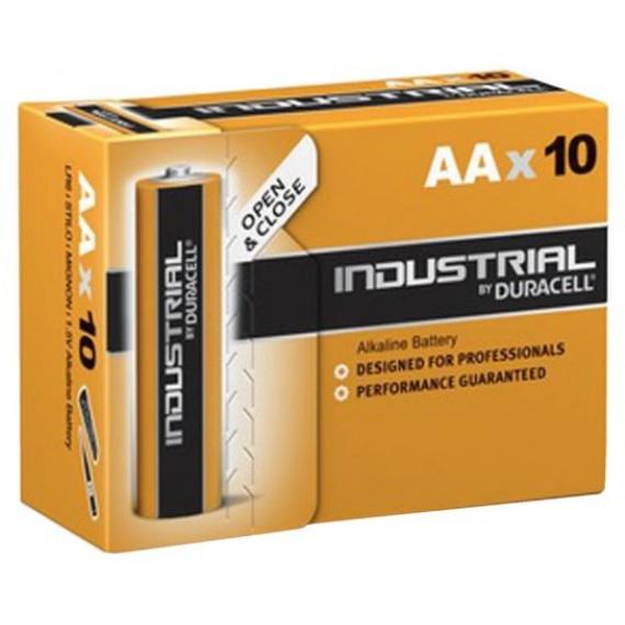 Duracell Industrial (Box) LR06 AA 10er