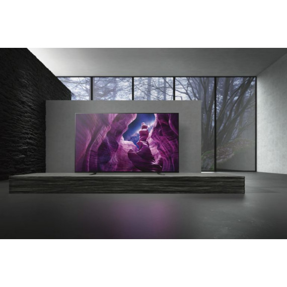 SONY 4K Android 55 BRAVIA with Tuner