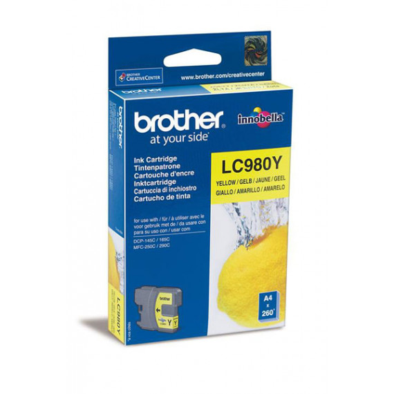 BROTHER Brother LC980YBP