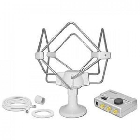 GENERIQUE Antenne Omnimax Bitension 12/24V avec Amplificateur