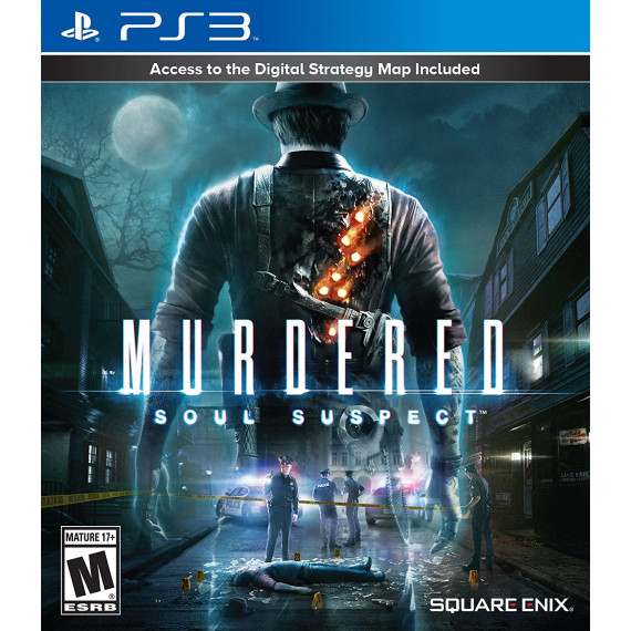Square Enix Murdered : Soul Suspect (PS3)