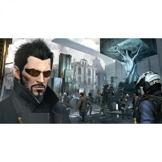 KOCH MEDIA DEUS EX MANKIND DIVIDED PS4