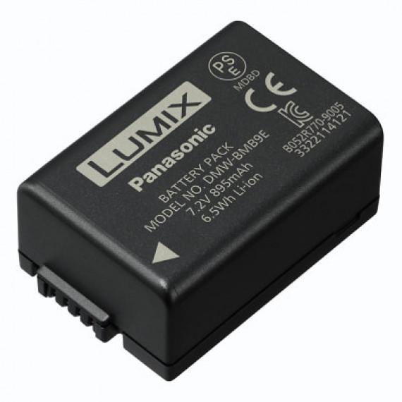 Panasonic Panasonic DMW-BMB9E - Batterie Lithium-Ion 895 mAh (Panasonic Lumix DMC-FZ40, FZ45, FZ100)