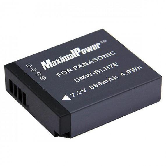 PANASONIC Panasonic DMW-BLH7 - Batterie de rechange pour DMC-GM1