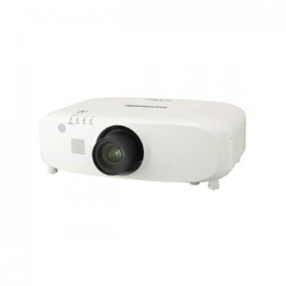 Video Projecteur Panasonic PT-EZ770ZE blanc, 29 dB(A) ECO, 1080p, Lens Shift