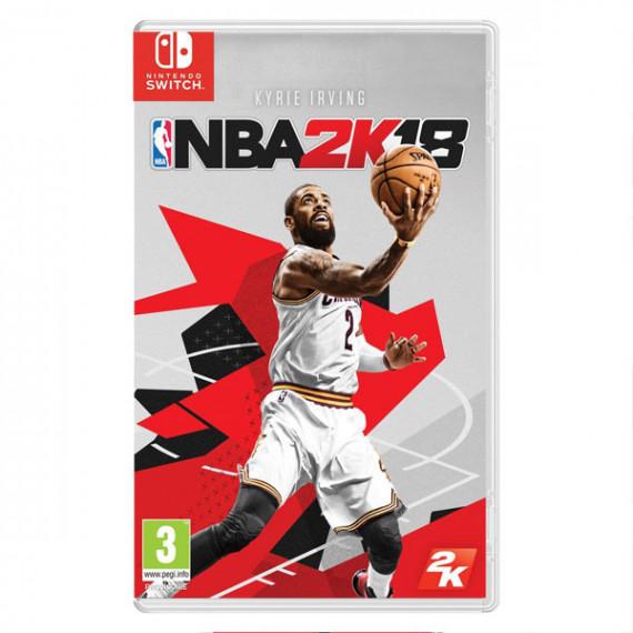 Take-Two NBA 2K18 (Switch) (Pré-commande