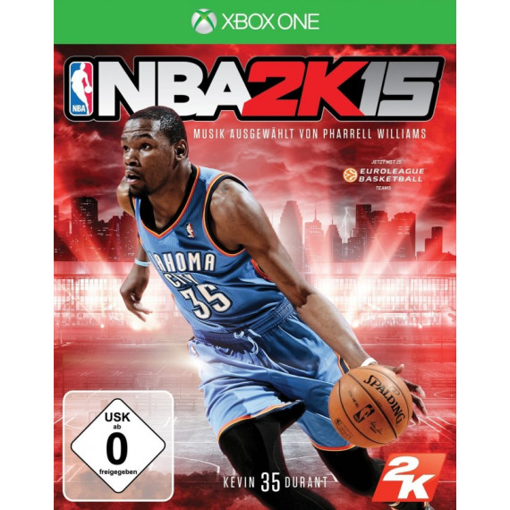 Take-Two Nba 2k15 (Xbox One)
