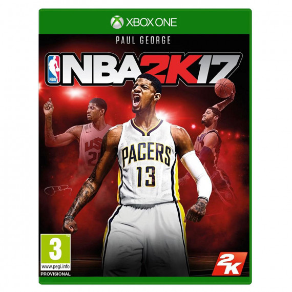 2K NBA 2K17 XBOX ONE