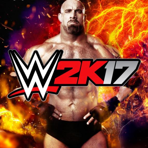 2K WWE 2K17 XBOX ONE