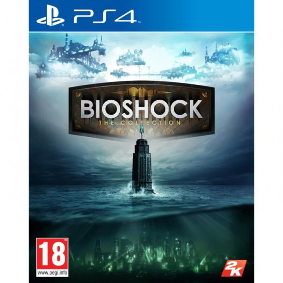 2K BIOSHOCK : THE COLLECTION PS4