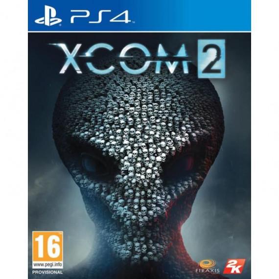 2K XCOM 2 PS4