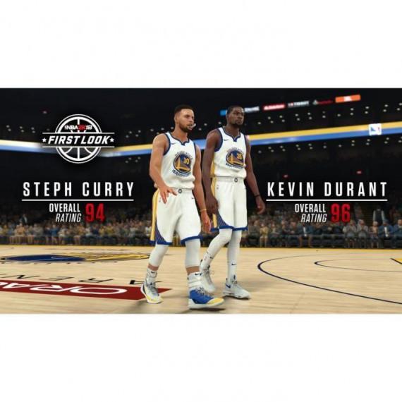 Take-Two NBA 2K18 (PS4) (Pré-commande - Sortie le 15 Septembre 2017)