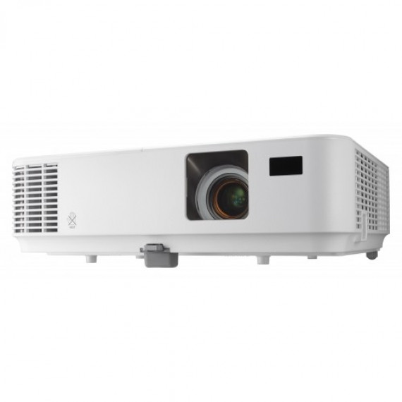 Video Projecteur NEC V302X blanc, 3D, 34 dB(A), HDMI, VGA, USB, LAN, Audio