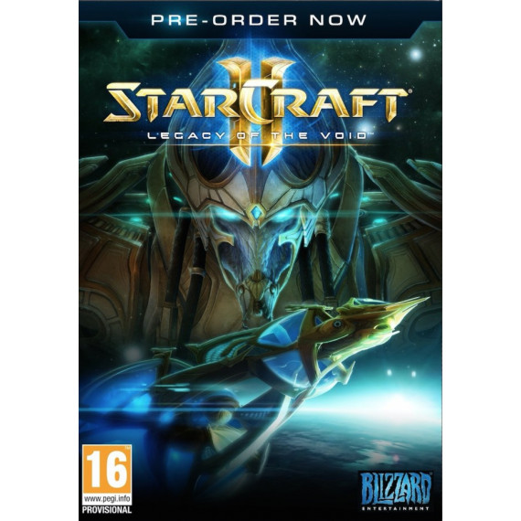 StarCraft II : Legacy of the Void (PC/MAC) - Edition Collector - Extension pour StarCraft II