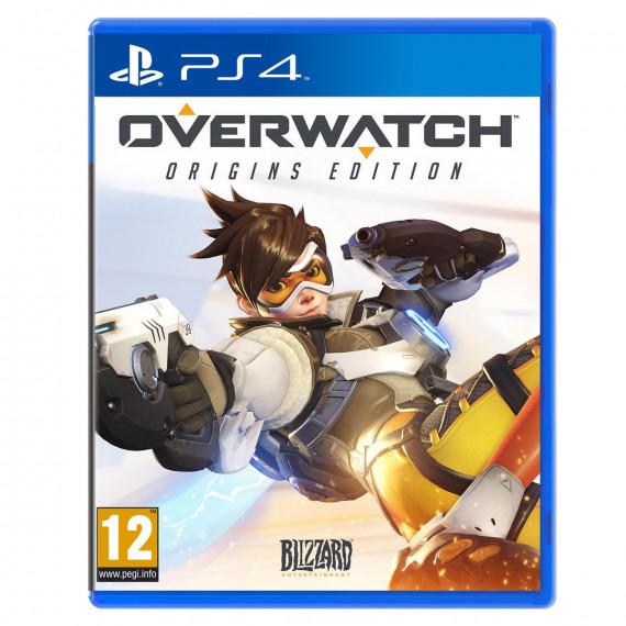 Blizzard Entertainment Overwatch (PS4)