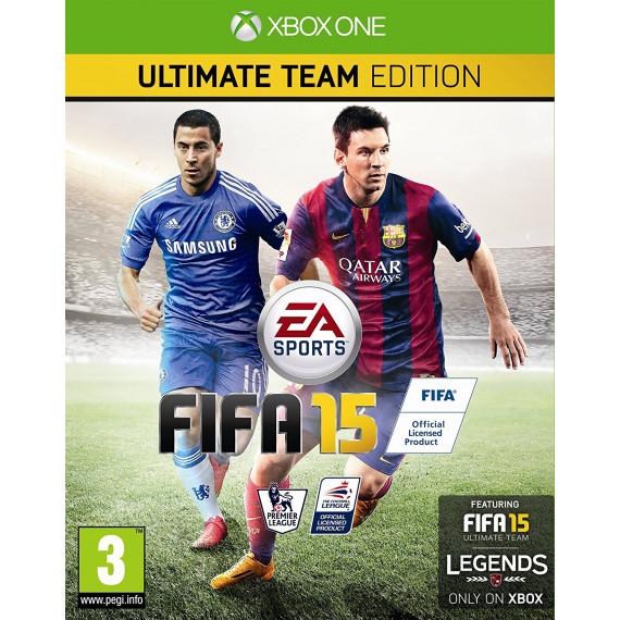 FIFA 15 (Xbox One) (Pré-commande - Sortie le 25 Septembre 2014)