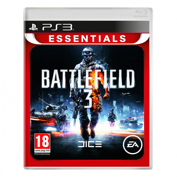 Electronic Arts Battlefield 3  - Collection Essentials (PS3)
