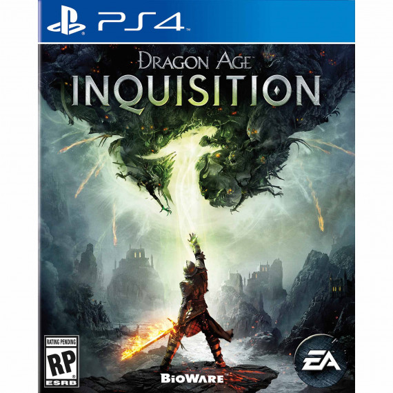 Electronic Arts Dragon Age : Inquisition (PS4)