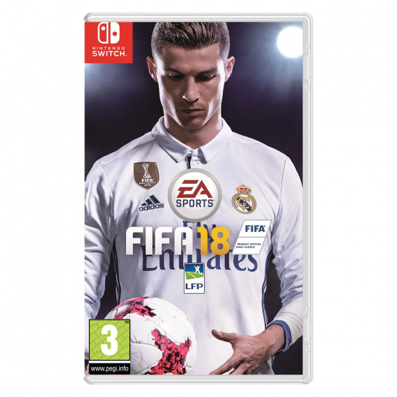Electronic Arts FIFA 18 (Switch)