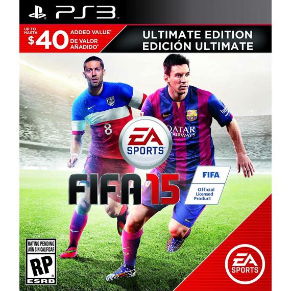 Electronic Arts FIFA 15 (Wii) (Pré-commande - Sortie le 25 Septembre 2014)