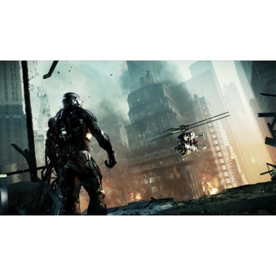 JUST FOR GAMES CRYSIS 3 PS3