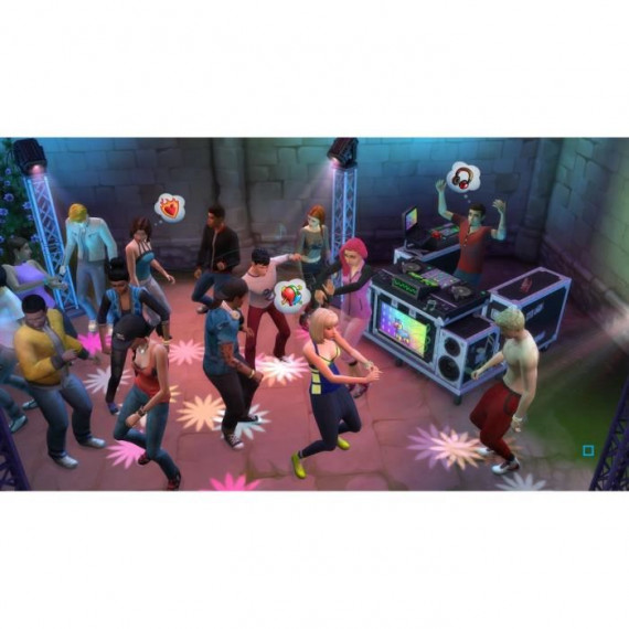 Electronic Arts Les Sims 4 : Vivre Ensemble (PC)