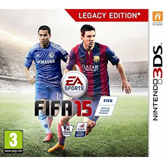 Electronic Arts FIFA 15 (Nintendo 3DS/2DS) (Pré-commande - Sortie le 25 Septembre 2014)