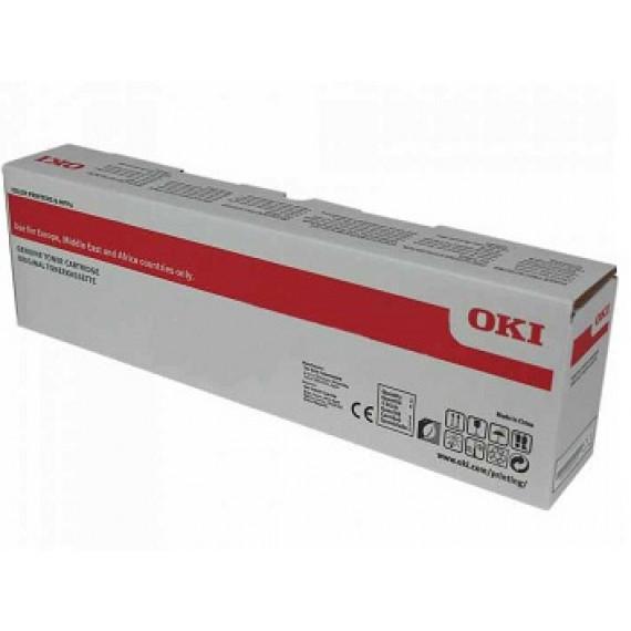Oki TONER-K-C824/834/844 OKI - Noir