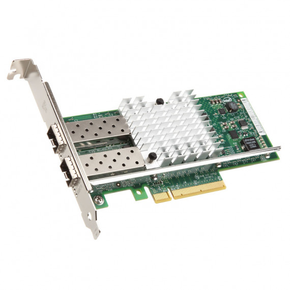 INTEL Ethernet Converged Network Adapter X520-DA2  Dual Port