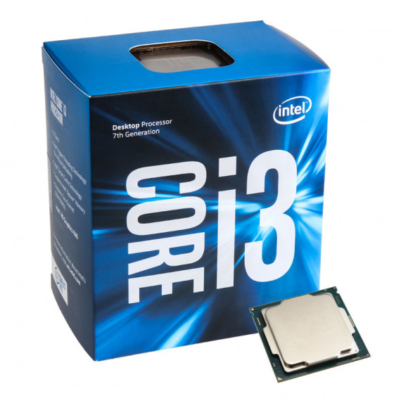 INTEL Core i3-7100 (3.9 GHz)
