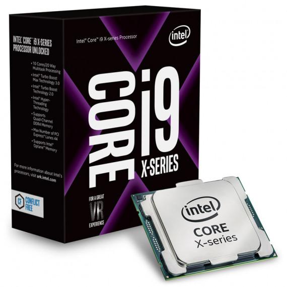 INTEL Core i9-9820X (3.3 GHz / 4.1 GHz)