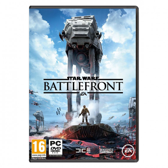 Electronic Arts Star Wars : Battlefront (PC)
